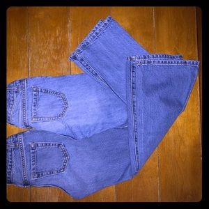 2 Pair of Boys Old Navy Jeans Size 7 Slim